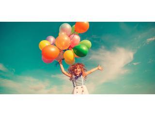 Воздушные шары – играйте с детьми, ловите позитив