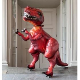 Ходячий шар динозавр Рекс