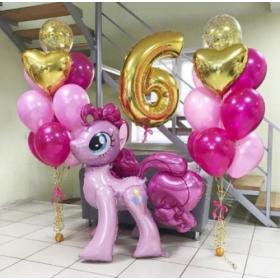 Ходячая шар My Little Pony