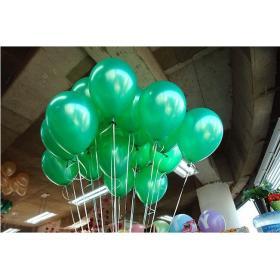 """Шар Металлик 14"""" Green"""