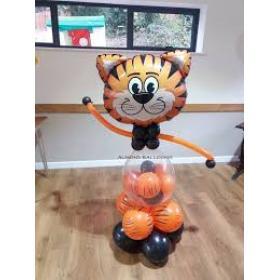 Фигура из шаров Тигр