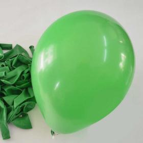 "Шар Пастель 14"" Leaf Green"