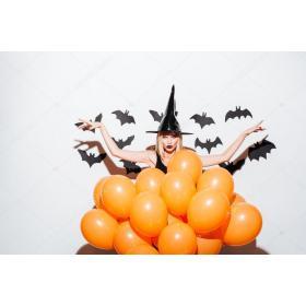 Шар Пастель Orange