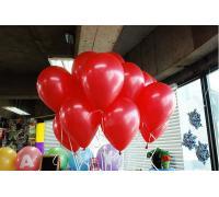 Шар Металлик Cherry Red