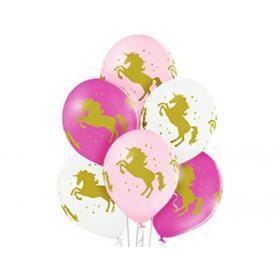 Воздушные шары единорог