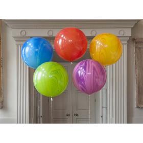 Гигантские шары агаты 60 см