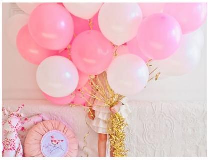 Шар Пастель Pink