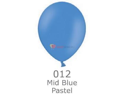 "Шар Пастель 14"" Mid Blue"