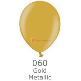 "Шар Металлик 14"" Gold"
