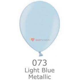 """Шар Металлик 14"""" Light Blue"""