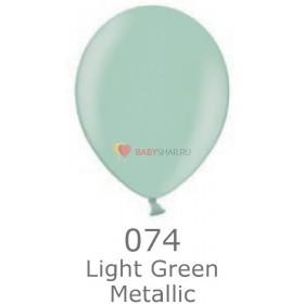 "Шар Металлик 14"" Light Green"