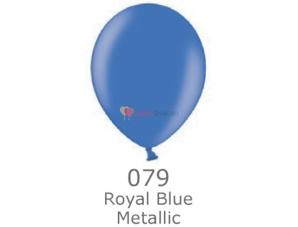 "Шар Металлик 14"" Royal Blue"