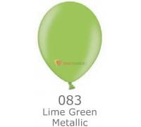 """Шар Металлик 14"""" Lime Green"""