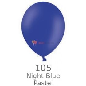 """Шар Пастель 14"""" Night Blue"""