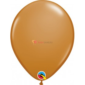 "Шар QUALATEX 11"" Фэшн Mocha Brown"