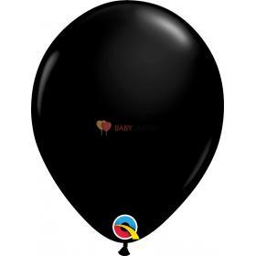 "Шар QUALATEX 11"" Кристалл Onyx Black"