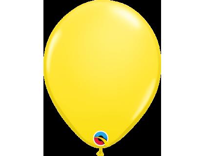 "Шар QUALATEX 11"" Стандарт Yellow"