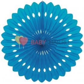 Бумажный диск Голубой