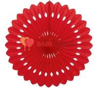 Бумажный диск Красный