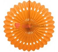 Бумажный диск Оранжевый