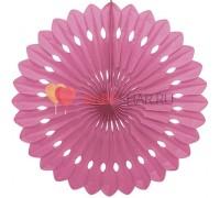 Бумажный диск Розовый