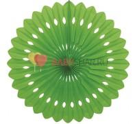 Бумажный диск Зеленый