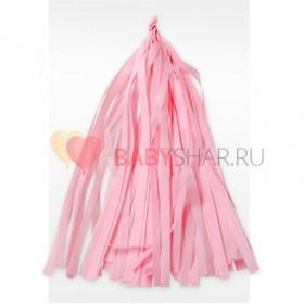 Кисточки Тассел Светло-розовая