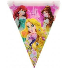 Гирлянда-вымпел Disney Принцессы