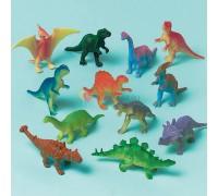 Игрушки Динозаврики