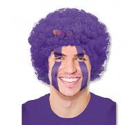 Парик Кудрявый Фиолетовый