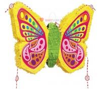 Пиньята Бабочка складная