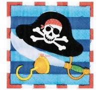 Салфетки Сокровища Пиратов