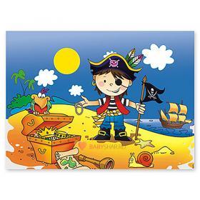 Скатерть Маленький пират