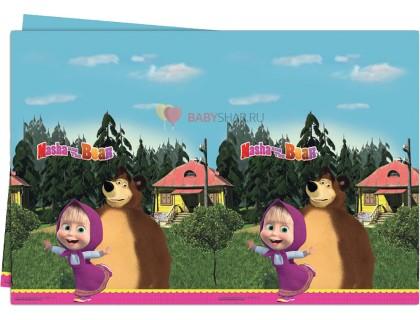 Скатерть Masha and the Bear