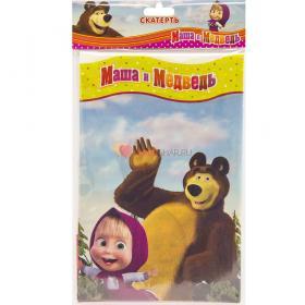 Скатерть Маша и Медведь