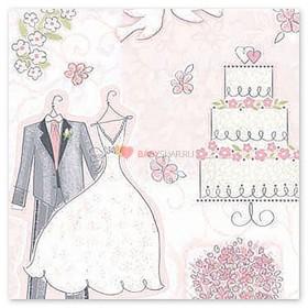 Скатерть Свадьба Романтика