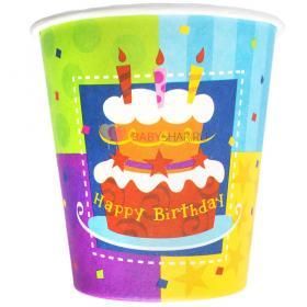 Стакан Торт Birthday