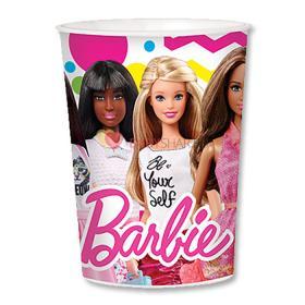 Стакан большой Барби