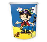 Стаканы Маленький пират