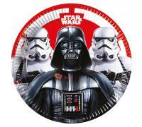 Тарелки большие Звездные Войны Битва