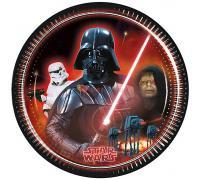 Тарелки большие Звездные Войны Вейдер