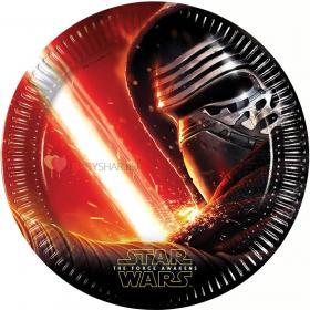 Тарелки большие Звёздные Войны-7