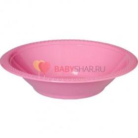 Тарелки пластик Pretty Pink