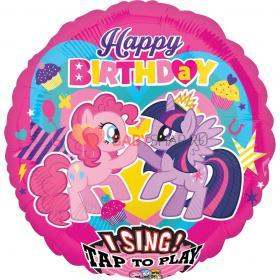 Шар музыкальный HB My Little Pony