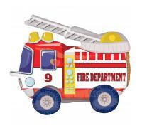 Фигура ходячая Пожарная машина