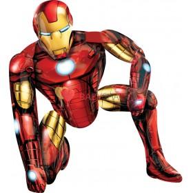Ходячая фигура Железный человек