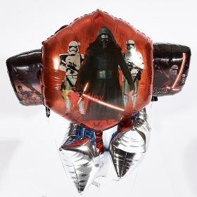Букет из шаров Звездные Войны
