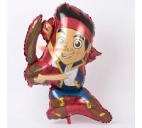 Фольгированный пират Джейк