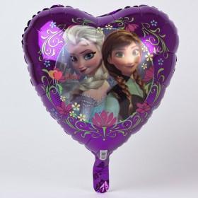 Фольгированный шар Холодное сердце