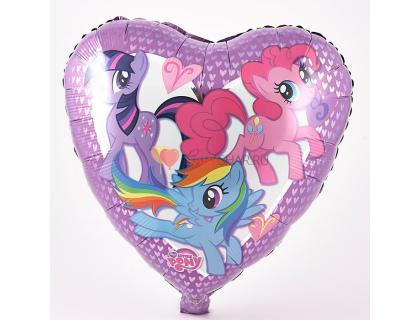 Фольгированный шар Литл Пони